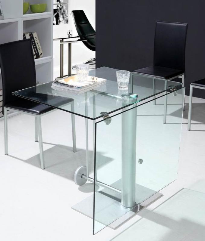 2-20MM Clear Furniture Custom Tempered Glass