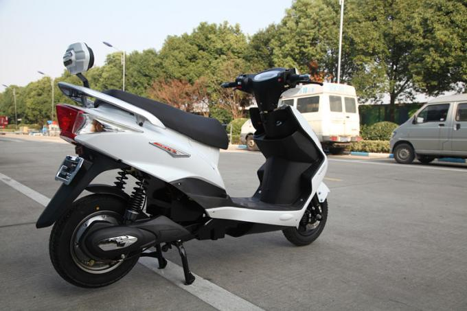 Adult Lead Acid Electric Moped Scooter / Battery Powered Moped