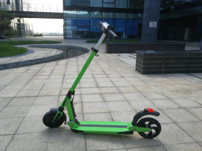 Adult 2 Wheel E Scooter With Ride Smooth And Fast Folding Electric Scooter