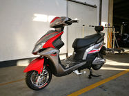 Lithium Battery Powered Scooters For Adults 2 Wheels Electric Moped With Pedals