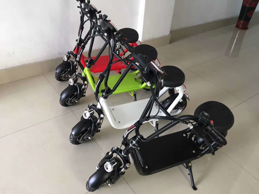 Family Electric Mini Bike For Kids Toy Play HALI E Bike Scooter