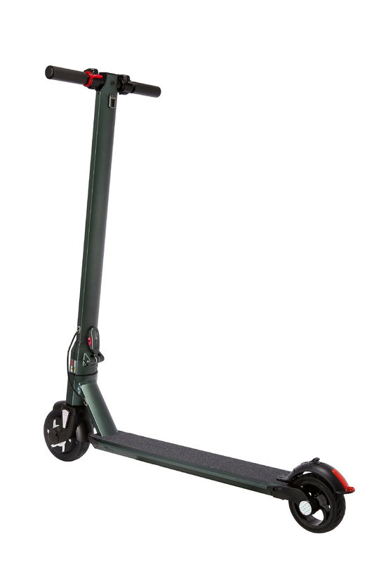 Aluminium Mini Lithium Electric Folding Electric Scooter 24v 5.2ah
