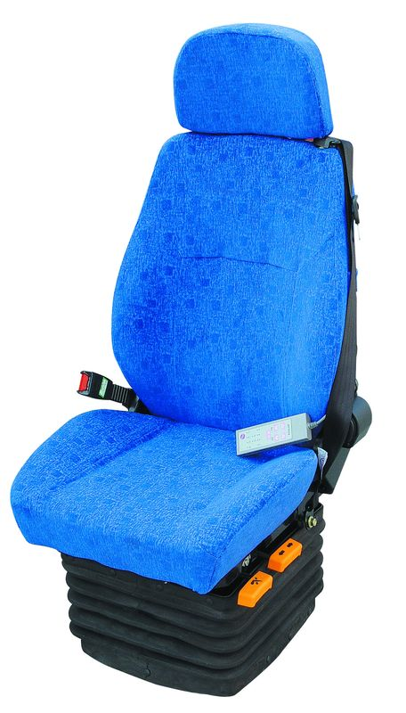 Adjustable Headrest School Shuttle Bus Seats For Minibus 490MM Wide