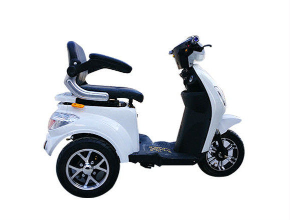 1000W Electric Tricycle For Handicapped , 3 Wheel Mobility Scooter