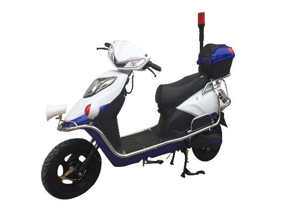 Popular First Grade Electric Road Scooter Two Wheeled Patrol E - Scooter For Adults Street Legal
