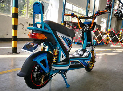 National Standard Electric Road Scooter 12T Controller 70km Per Charge