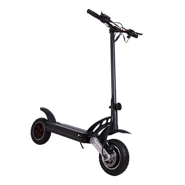 Steady Performance Two Wheel Self Balancing Scooter , Small Electric Folding Scooter