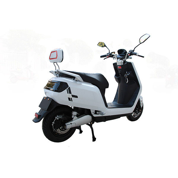 Fashionable Design Electric Road Scooter 72V / 20AH For Fast Food Sending