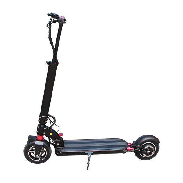 Lightweight Fashion 2 Wheels Electric Motor Scooters For Adults With 48V 13AH