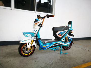 Fashionable Electric Road Scooter 45 Km/H Disc / Drum Brake 800w Electric Scooter