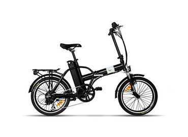 Exercise Pedal Assist Electric Bike Light Weight Aluminium Alloy Frame