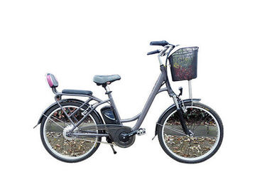 Comfortable Riding Electric Powered Bicycle Vogue-C For Household Ladies Electric Bike