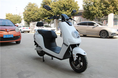 China Street Legal Motor Electric Scooter Bike High Safety With Lithium Ion Battery factory
